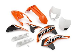 Picture for category KTM Plastic Kits