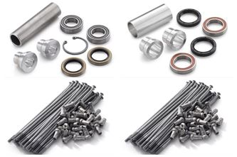 Picture for category KTM Wheel Bearing and Spoke Kits