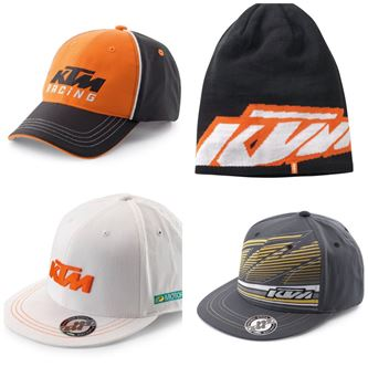 Picture for category Ktm caps &beanies