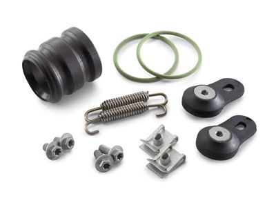 Picture of 00050000811 EXHAUST HARDWARE KIT