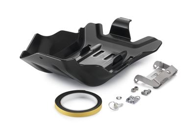 Picture of 77403190100 SKID PLATE WITH QUICK-FASTENER