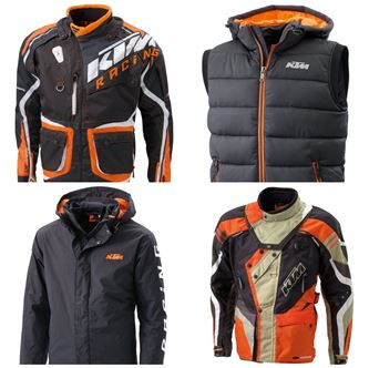 Picture for category Ktm jackets