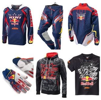 Picture for category Ktm kini red bull collection