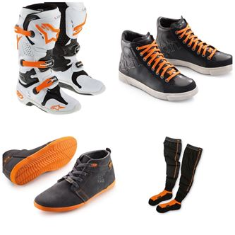 Picture for category Ktm shoes&boots&socks