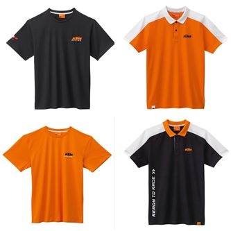 Picture for category Ktm t-shirts&Polos