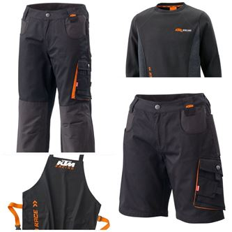 Afbeelding voor categorie Ktm mechanic clothes