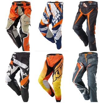 Picture for category Ktm  Mx Pants and underwear