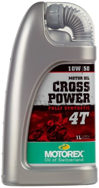 Picture of Cross Power 4T SAE 10W/50
