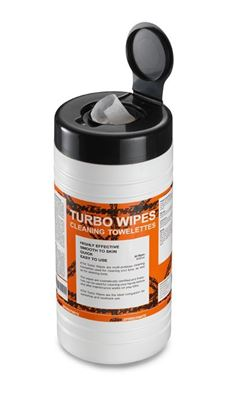 Picture of 00062030059 TURBO WIPES CLEANING TOWELETTE