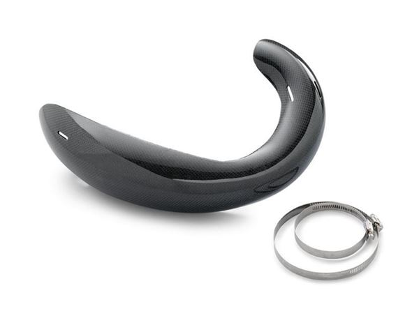 Picture of 50305009510 CARBON PIPE GUARD