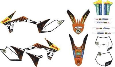 Picture of 77508190400 FACTORY ENDURO GRAPHICS KIT