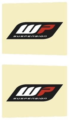 Afbeelding van 52000091 FORK PROTECTION STICKER SET