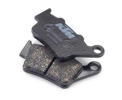 Picture of 59013090100 REAR BRAKE PADS