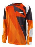 Picture of GRAVITY-FX SHIRT ORANGE - 3PW1723502 - Size: S t/m L