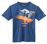 Picture of KINI-RB ATHLETIC TEE TRUE NAVY