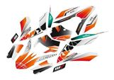 Afbeeldingen van ktm72508190100//Factory graphics kit//FREERIDE E-SX -17,FREERIDE E-XC -17