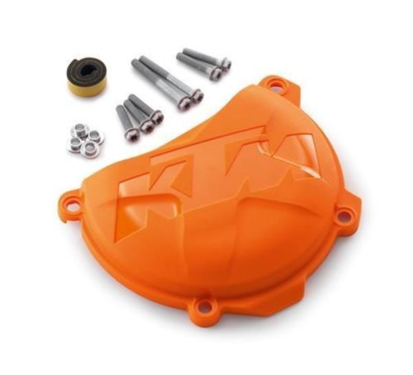 Picture of ktm7753099400004//Clutch cover protection//FREERIDE 350 -17