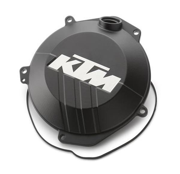 Picture of ktm79230926044//Outer clutch cover//FREERIDE 250 F 18