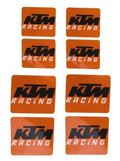 Picture of ktmU6951087//Hub stickers kit//