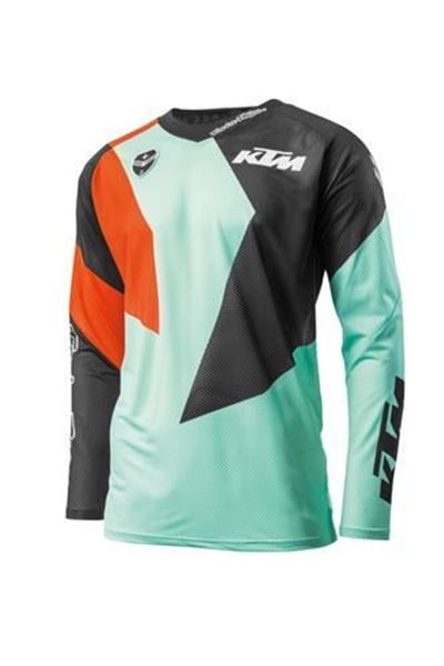 Picture of ktm3PW1923202<>SE AIR SHIRT MINT S t/m XXL