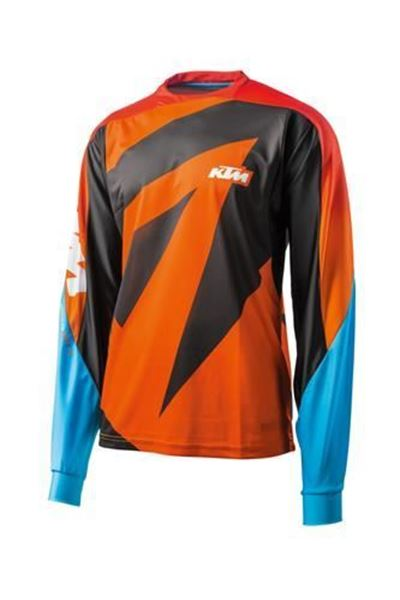 Picture of ktm3PW1923302<>RACETECH SHIRT S t/m XXL
