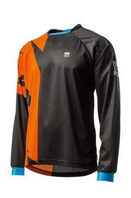 Picture of ktm3PW1923702<>POUNCE SHIRT BLACK S t/m XXL