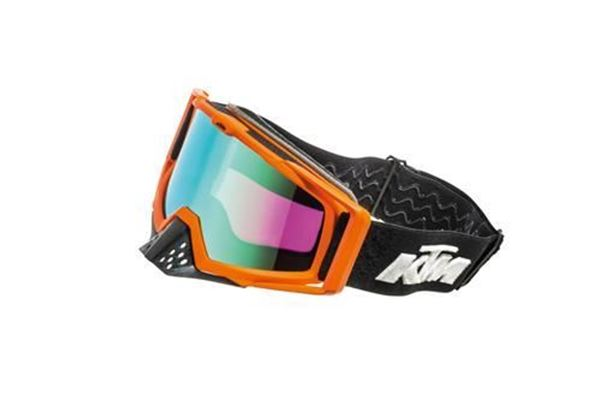Picture of ktm3PW1928400<>RACING GOGGLES BLACK