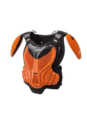 Picture of ktm3PW1990102<>KIDS A-5 BODY PROTECTOR