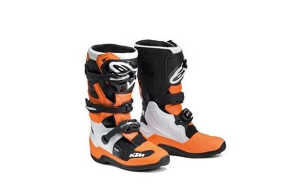 Picture of ktm3PW1990802<>KIDS TECH 7S MX BOOT 34 t/m 39