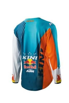 Picture of ktm3L49190102<>KINI RB COMPETITION SHIRT S t/m XXL