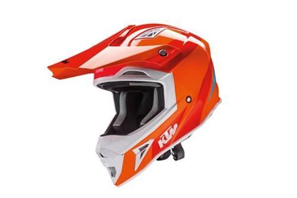 Picture of ktm3PW1929101<>COMP LIGHT HELMET XS t/m XXL