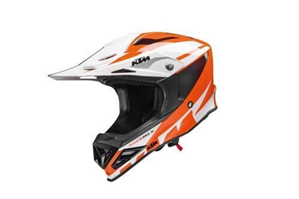 Picture of ktm3PW1929201<>DYNAMIC-FX HELMET XS t/m XXL