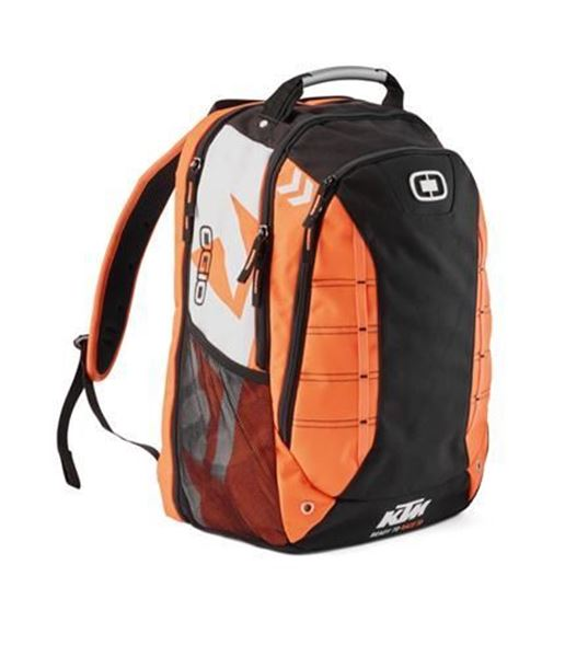 Afbeelding van KTM corporate Circuit bag - 3pw1970300