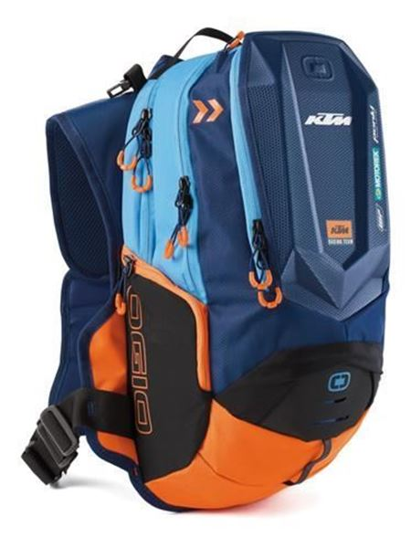 Picture of KTM Dakar Backpack - 3pw1970700