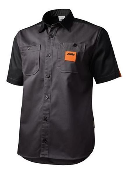 Picture of KTM Mechanic shirt - 3pw1956801