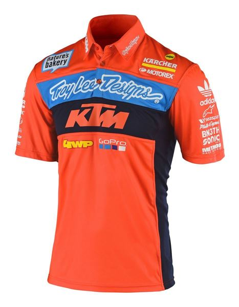 Picture of TLD TEAM PIT SHIRT