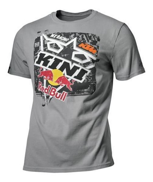 Picture of SQUARE TEE DARK GREY - 2020