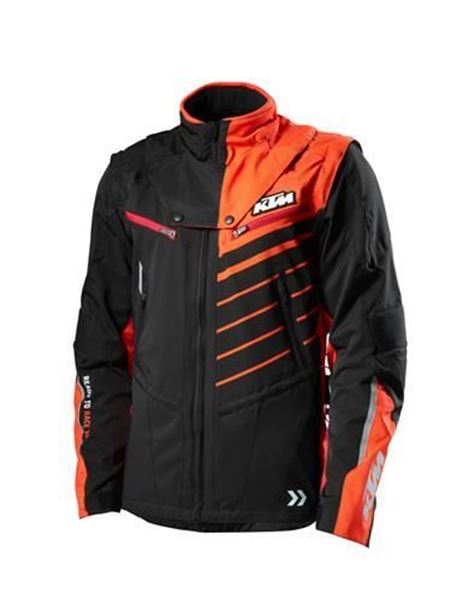 Picture of RACETECH JACKET NB COLLAR - 2020