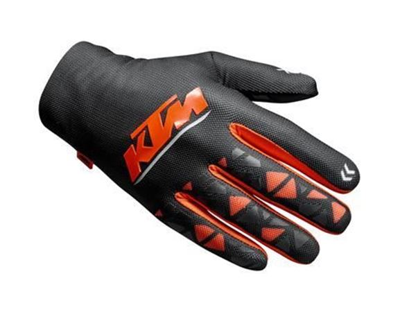 Picture of GRAVITY-FX GLOVES BLACK - 2020