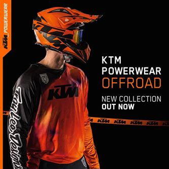 Picture for category KTM Powerwear Producten