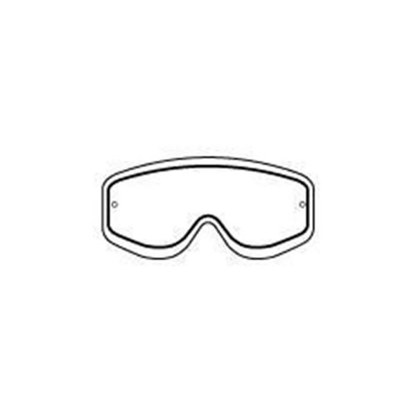 Picture of HUSTLE MX DOUBLE LENS CLEAR AFC WORKS - 2020