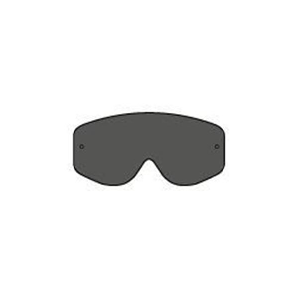 Afbeelding van HUSTLE MX SINGLE LENS LIGHT SENSITIVE GREY AFC WORKS - 2020