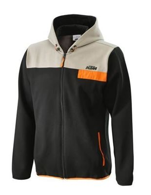 Picture of KTM Pure Zip Hoodie - 2020