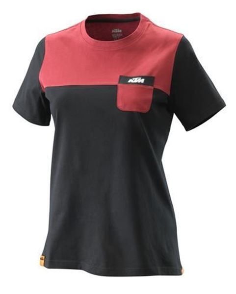 Picture of KTM Women Pure Tee  - 2020
