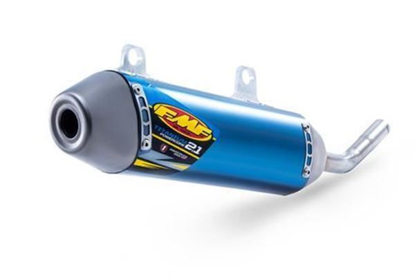 Picture of FMF Titan Powercore 2.1 silencer - sx 250 | exc 250 / 300