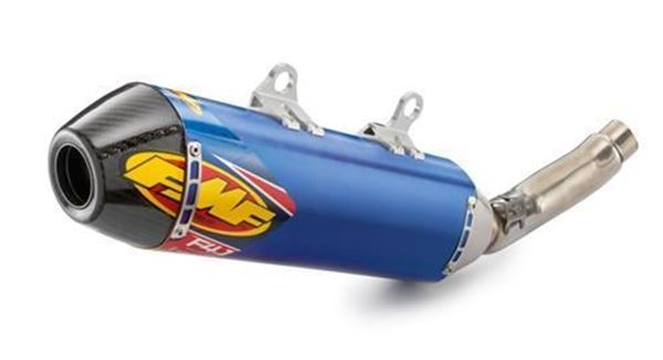Picture of FMF Factory 4.1 RCT silencer - exc-f 250 / 350 / 450 / 500  '20