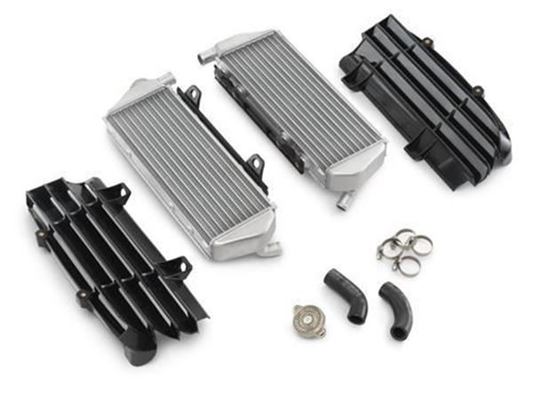 Picture of Factory radiator kit | SXF 250/350 19-20 |