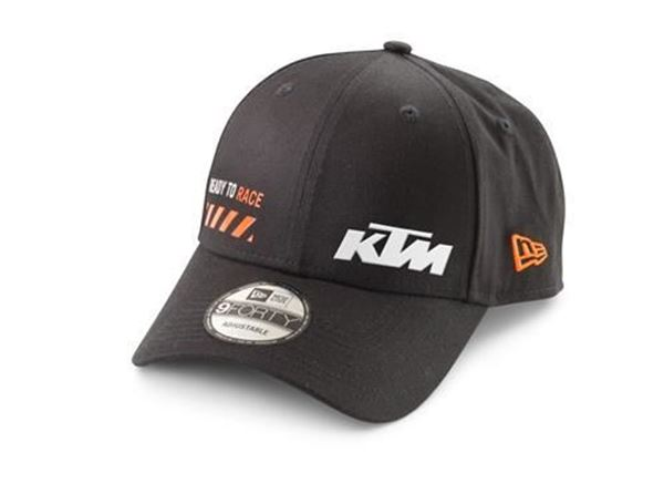 Picture of KTM PURE CAP BLACK - 2021