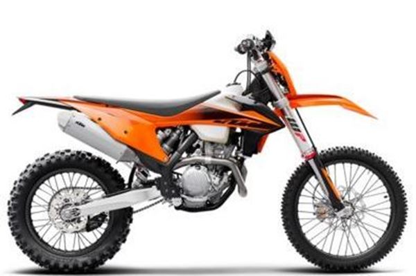 Picture of KTM 350 EXC-F MY 20 MODEL BIKE - 2021