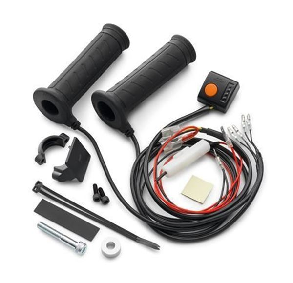 Afbeelding van Heated grip kit